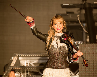 Lindsey Stirling at Hollywood Casino Amphitheatre 7/7/18