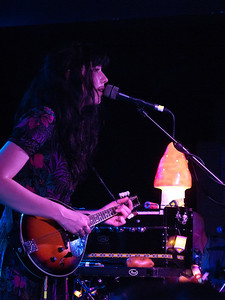 Lisa Hannigan MCR-4