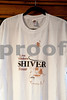 Lisa Sanders SHIVER tour T-Shirt