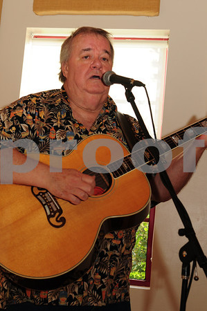 Dennis Driscoll Lovefest