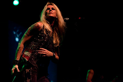Lita Ford - The Knitting Factory - Spokane WA