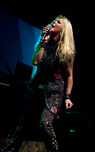 Lita Ford - Knitting Factory - Spokane WA - 110509