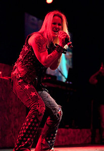 Lita Ford - The Knitting Factory - Spokane WA - 110509