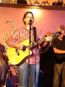 I heart Jim Dyar Band at Vintage tonight