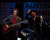 "Alejandro Escovedo and Dan Dyer<br /> Wednesday, March 14, 2012<br /> Austin Music Awards at Austin Music Hall<br /> SXSW Music Festival - 2012, Austin, Texas<br /> Photos by Sean Murphy ©2012.<br /> Please do not use without permission.<br /> You can find more Alejandro at: <a href=""http://alejandroescovedo.com/"">http://alejandroescovedo.com/</a>"