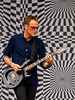 Keith Strickland of The B-52s<br /> AMD (West) Stage<br /> Sunday, October 04, 2009, 2:00 - 3:00 PM<br /> Photos Courtesy of Sean Murphy © 2009