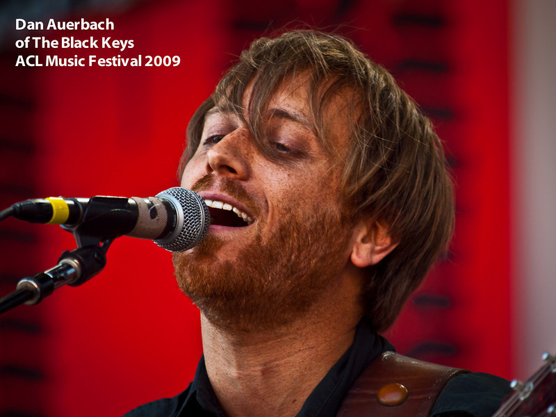 """Dan Auerbach<br /> guitarist of the duo """"The Black Keys""""<br /> my favorite band at the Austin City Limits Music Festival 2010<br /> Friday, 8 October 2010<br /> Photo © Sean Murphy 2010<br /> Please do not reproduce without permission.<br />  <a href=""""http://www.murphotos.com"""">http://www.murphotos.com</a>"""