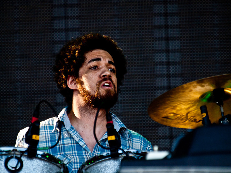 """Brian Burton a/k/a Danger Mouse<br /> founding member of Broken Bells<br /> at the Austin City Limits Music Festival 2010<br /> AMD Stage, 4:30-5:30PM<br /> Photos by Sean Murphy ©2010.<br /> Please do not use without permission.<br /> You can find more Broken Bells at:  <a href=""""http://www.brokenbells.com/home.html"""">http://www.brokenbells.com/home.html</a><br /> You can find more Danger Mouse at: <a href=""""http://www.dangermousesite.com/"""">http://www.dangermousesite.com/</a>"""