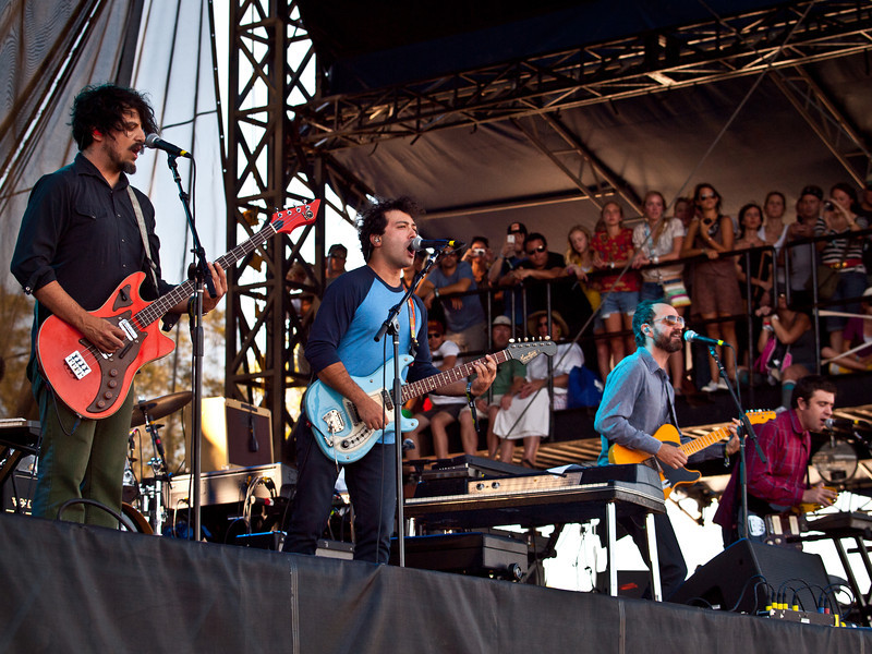 "Broken Bells<br /> Austin City Limits Music Festival 2010<br /> AMD Stage, 4:30-5:30 PM<br /> Photo by Sean Murphy © 2010.<br /> Please do not use without permission.<br /> You can listen to the Broken Bells @ <a href=""http://www.brokenbells.com/home.html"">http://www.brokenbells.com/home.html</a>"