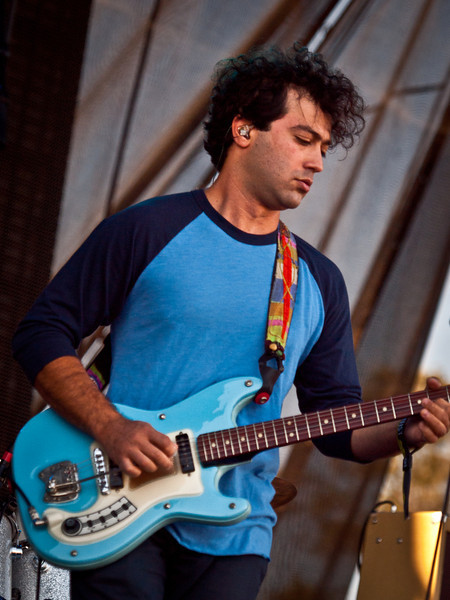 """Dan Elkan, guitar<br /> Playing with Broken Bells<br /> At the Austin City Limits Music Festival 2010<br /> AMD Stage, 4:30-5:30PM<br /> Photos by Sean Murphy ©2010.<br /> Please do not use without permission.<br /> Dan also plays with Them Hills, Nevada City, CA which you can find at:  <a href=""""http://www.facebook.com/pages/Them-Hills/76890012731"""">http://www.facebook.com/pages/Them-Hills/76890012731</a>"""