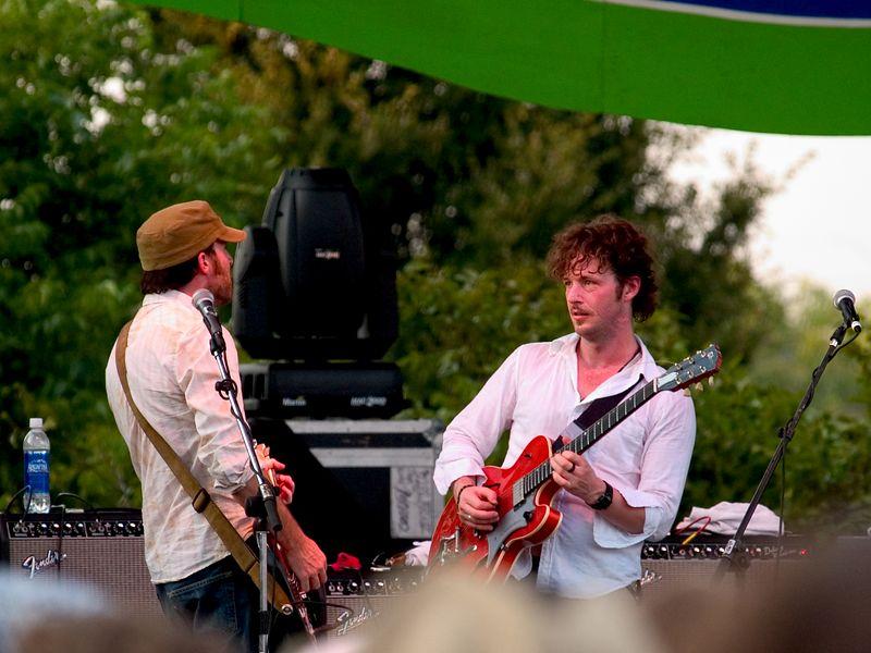 Broken Social Scene, Austin City Limits Festival, 17 September 2004