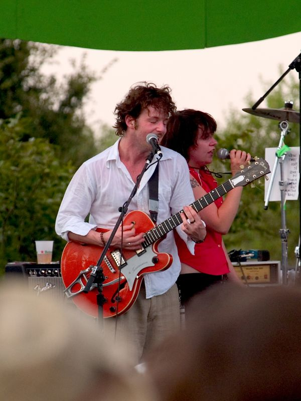 Broken Social Scene, Austin City Limits Festival, 17 September 2004