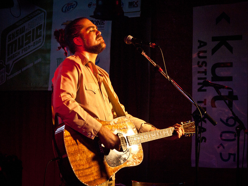 Citizen Cope (a/k/a Clarence Greenwood)<br /> at Momo's, Friday March 19, 2010<br /> SXSW 2010, Austin, Texas<br /> Photos Courtesy of Sean Murphy © 2010.<br /> Please do not use without permission.