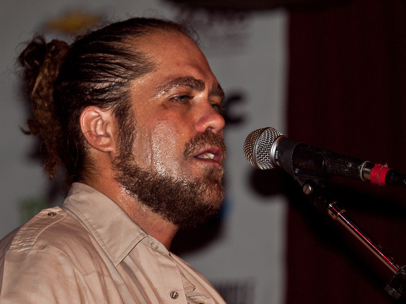 PCitizen Cope (a/k/a Clarence Greenwood)<br /> at Momo's, Friday March 19, 2010<br /> SXSW 2010, Austin, Texas<br /> Photos Courtesy of Sean Murphy © 2010.<br /> Please do not use without permission.