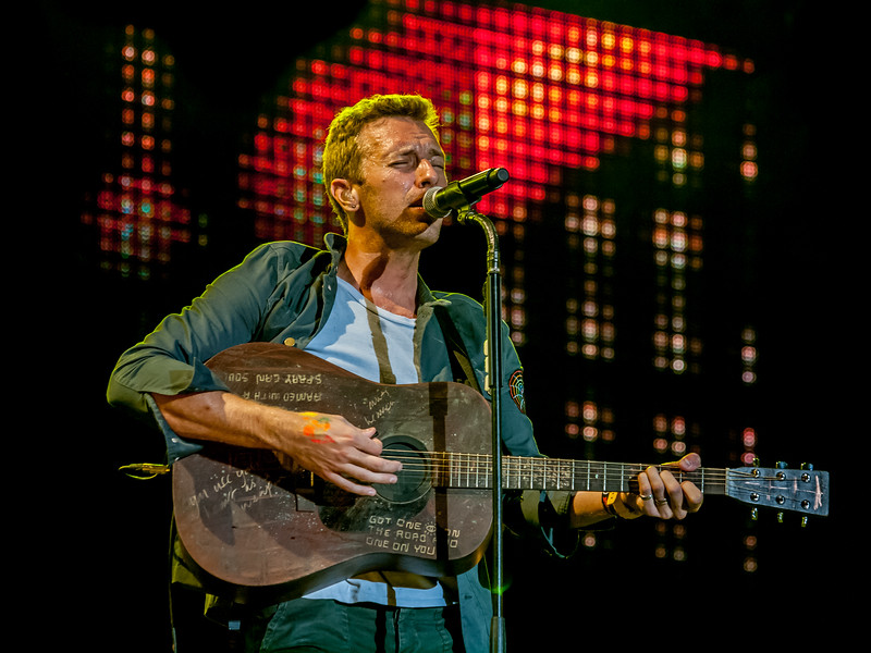 Coldplay (Chris Martin)