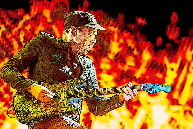 Jonny Buckland (Coldplay)