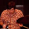 Drummer Matt Winegardner.