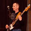Kris Nelson, bass.