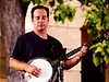 James Dinkins - Banjo, Cooper's Uncle, Old Time Fiddlin' Fair, Georgetown, Texas, 25Sept04