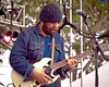 Daniel Lanois' Black Dub<br /> Austin Ventures Stage<br /> Austin City Limits Music Festival<br /> Saturday, September 17, 2011<br /> Photos by Sean Murphy © 2011.<br /> Please do not reproduce without permission.