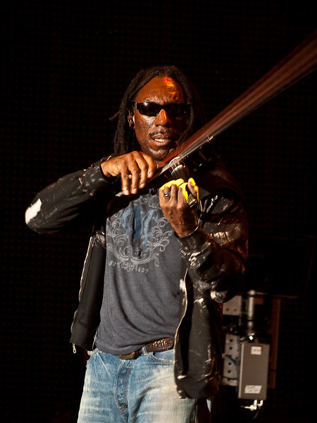 Boyd Tinsley of DAVE MATTHEWS BAND<br /> Austin City Limits Festival 2009<br /> Livestrong (East) Stage,  <br /> Saturday, October 03, 2009, 8:00 - 10:00 PM<br /> Photos Courtesy of Sean Murphy © 2009