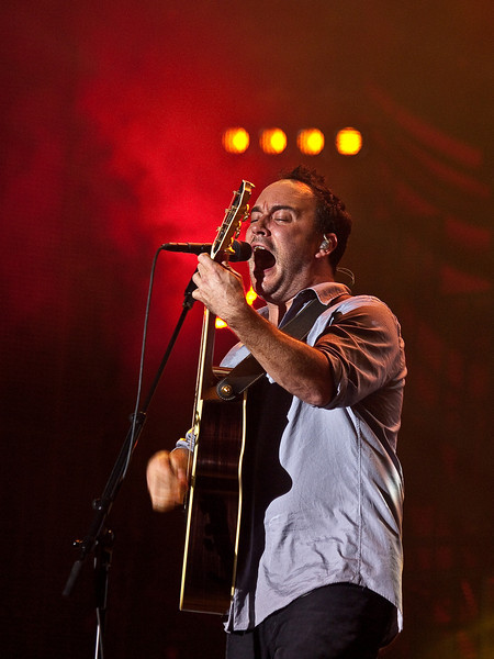 DAVE MATTHEWS BAND<br /> Austin City Limits Festival 2009<br /> Livestrong (East) Stage,  <br /> Saturday, October 03, 2009, 8:00 - 10:00 PM<br /> Photos Courtesy of Sean Murphy © 2009