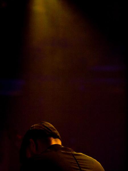 Eddy Hobizal, keyboards.
