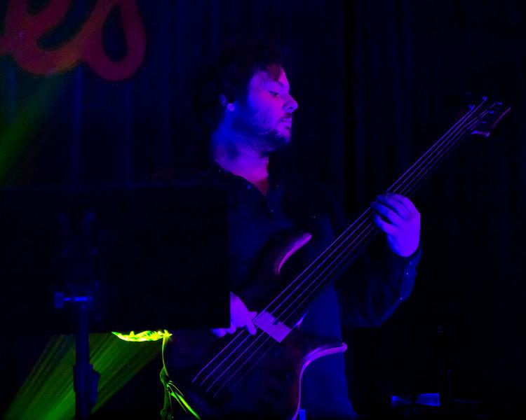 Ryan Bowman, bass.