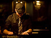 Eddy Hobizal, keyboards at Antone's, March 4, 2011.