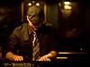 Eddy Hobizal, keyboards at Antone's, March 4, 2011.