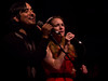 Erin Ivey and Tody Castillo on vocals.