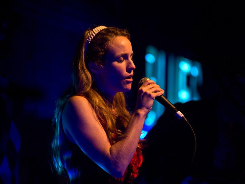 Erin Ivey, vocals.
