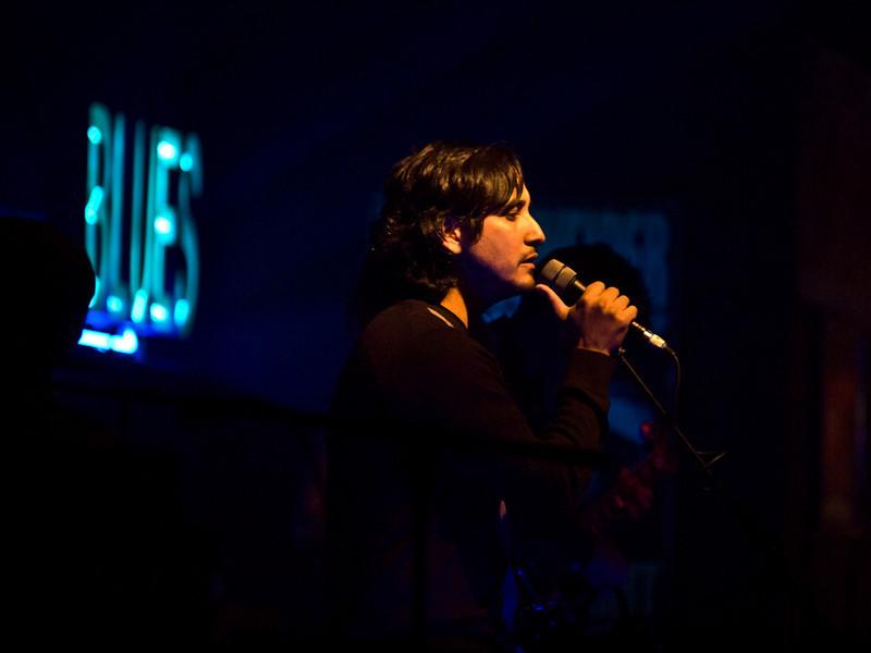 Tody Castillo, vocals.