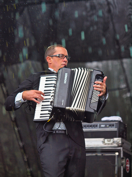 "FLOGGING MOLLY <br /> AMD (West) Stage<br /> Saturday, October 03, 2009, 4:00 - 5:00 PM<br /> Accordion player Matthew Hensley.<br /> <br />  <a href=""http://www.floggingmolly.com/"">http://www.floggingmolly.com/</a>"