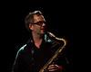Elias Haslanger<br /> Tenor Saxophone<br /> Onstage with Alejandro Escovedo & Bruce Springsteen<br /> Austin Music Hall<br /> Austin, Texas<br /> Wednesday, March 14, 2012