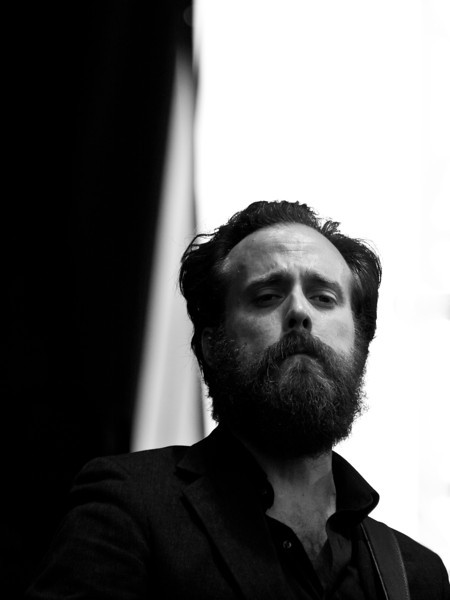 Iron and Wine<br /> AMD Stage<br /> Austin City Limits Music Festival<br /> Saturday, September 17, 2011<br /> Photos © Sean Murphy 2011.<br /> Please do not reproduce without permission.