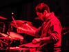 Jose Martinez – Drums (2000–present)<br /> Leftover Salmon<br /> Hill Country Stage<br /> Old Settler's Music Festival<br /> next to the Salt Lick Barbecue, Driftwood, Texas<br /> Saturday, April 20, 2013 (10:30pm -)<br /> Please do not copy or reproduce without permission from the photographer:<br /> Sean Murphy © 2013.