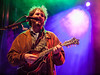 Drew Emmitt – Vocals, Mandolin, Fiddle, Electric Guitar (Founding member from 1989–present)<br /> Leftover Salmon<br /> Hill Country Stage<br /> Old Settler's Music Festival<br /> next to the Salt Lick Barbecue, Driftwood, Texas<br /> Saturday, April 20, 2013 (10:30pm -)<br /> Please do not copy or reproduce without permission from the photographer:<br /> Sean Murphy © 2013.
