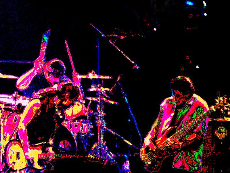 Los Lonely Boys, Austin City Limits Festival, Friday 17 September 2004
