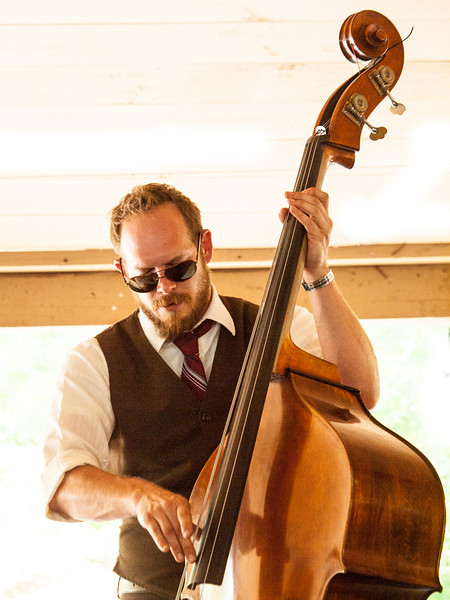 MilkDrive<br /> Matt Mefford – Double bass<br /> Campground Stage<br /> Camp Ben McCullough<br /> Old Settler's Music Festival<br /> Sunday, April 21, 2013<br /> Please do not reproduce without permission.<br /> Photos © Sean Murphy 2013.