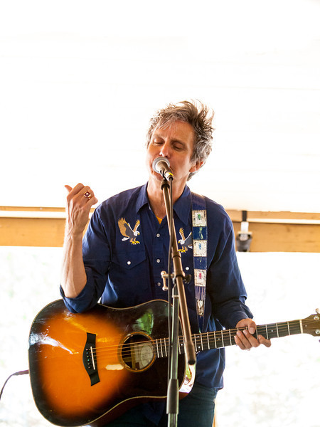Steve Poltz, entertainer extraordinaire<br /> on the Campground Stage<br /> at The Old Settler's Music Festival<br /> in Dripping Springs, Texas<br /> on Sunday, April 21, 2013<br /> Please do not reproduce without permission.<br /> Sean Murphy © 2013.