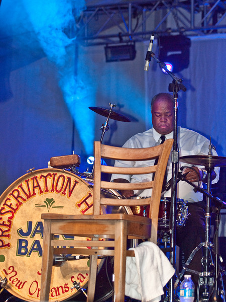 """PRESERVATION HALL JAZZ BAND<br /> The Wildflower Center<br /> Austin City Limits Music Festival 2009<br /> Sunday, October 04, 2009, 7:00 - 08:00 PM<br /> © Sean Murphy 2009<br />  <a href=""""http://www.preservationhall.com/home.php"""">http://www.preservationhall.com/home.php</a>"""