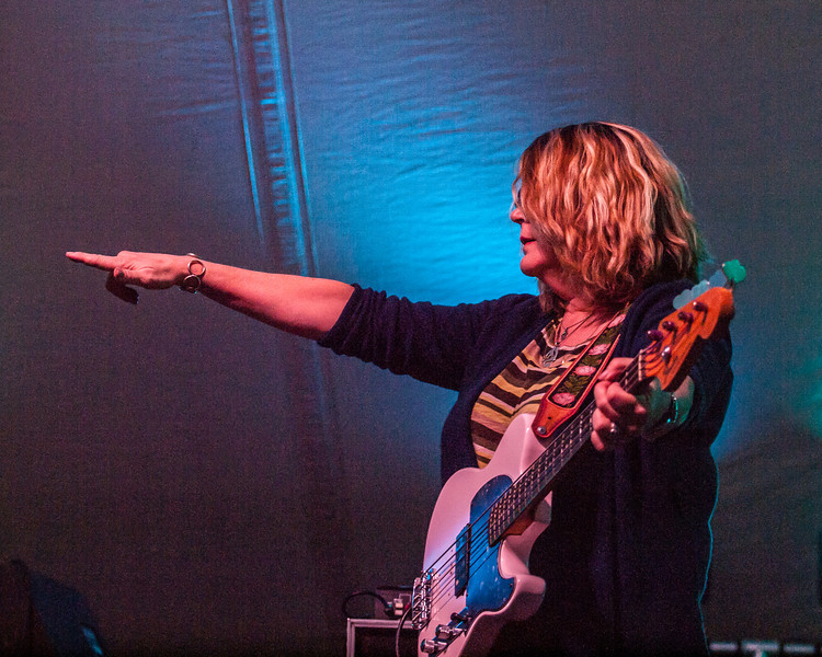 Cindy Toth, bass<br /> The Reivers<br /> on the Bluebonnet State<br /> at The Old Settler's Music Festival<br /> Driftwood, Texas<br /> Saturday, April 20, 2013<br /> Please do not reproduce without permission.<br /> Sean Murphy © 2013.