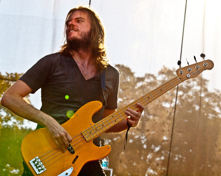 The Sword<br /> Zync Card Stage<br /> Austin City Limits Music Festival 2010<br /> Friday, October 8, 2010<br /> Photos © Sean C. Murphy <br /> Please do not reproduce without permission.