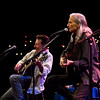 Joe Ely & Jimmie Dale Gilmore<br /> at The Flatlanders Concert<br /> at KUT Live with Jody Denberg<br /> KLRU's original ACL Studio, 6A<br /> April 29, 2011