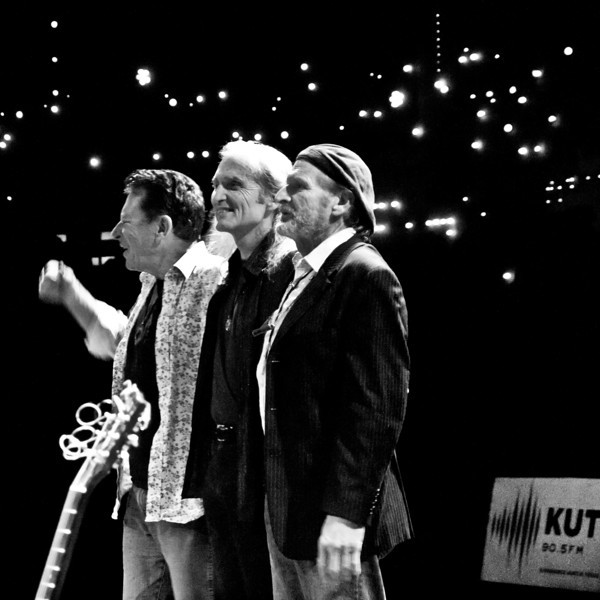 The Flatlanders<br /> Joe Ely, Jimmie Dale Gilmore & Butch Hancock<br /> at KUT Live with Jody Denberg<br /> KLRU's original ACL Studio, 6A<br /> April 29, 2011