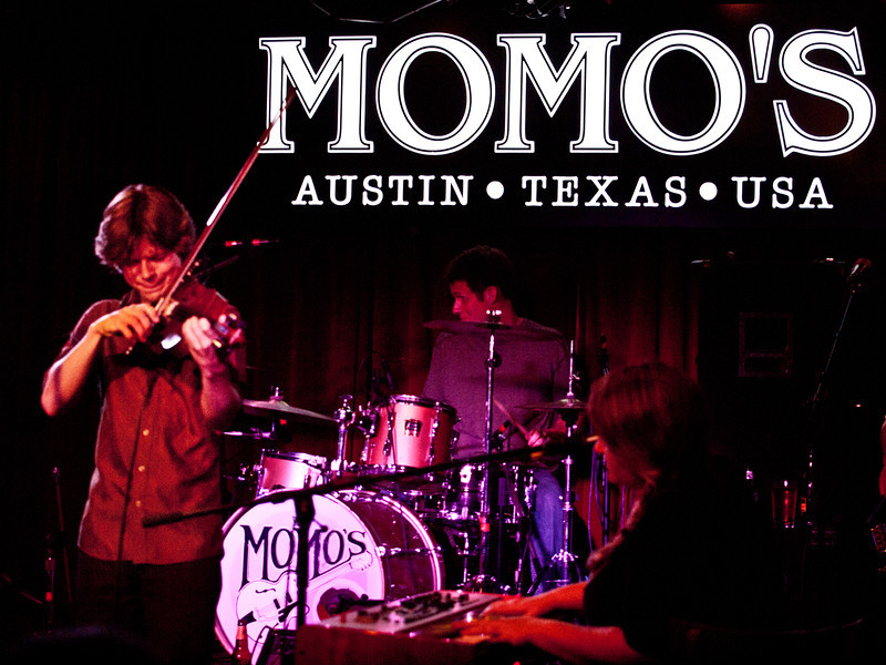 Warren Hood and the Hoodlums<br /> Momo's <br /> Austin Texas<br /> Sunday July 10, 2011<br /> Photo by Sean Murphy © 2011.<br /> Please do not reproduce without permission