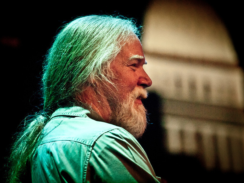 Jimmy Herring is the lead guitarist of the band Widespread Panic. Herring is a founding member of Aquarium Rescue Unit and Jazz is Dead. He has also played with the Allman Brothers Band, Project Z, Derek Trucks Band, and had a long and successful tenure with Phil Lesh and Friends as well as The Dead.  Jimmy is from Fayetteville, North Carolina, the son of a high school English teacher, and a North Carolina Superior Court judge. Captured at Moody Theatre on March 17, 2011 by Sean Murphy ©2011.  Please do not reproduce without permission of the photographer.