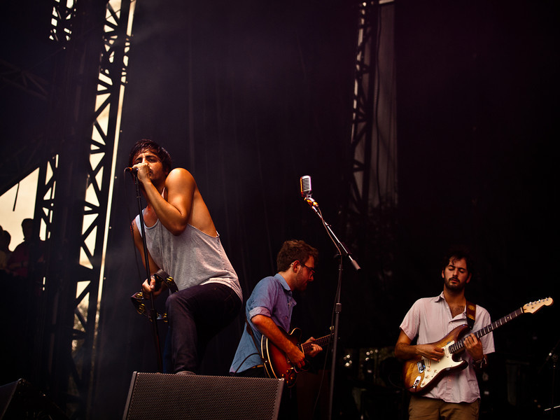 Sameer Gadhia, Jacob Tilley & Eric Cannata<br /> Young the Giant<br /> AMD Stage<br /> Saturday, September 17, 2011<br /> Austin City Limits Music Festival<br /> Photos © Sean Murphy 2011.<br /> Please do not reproduce without permission.