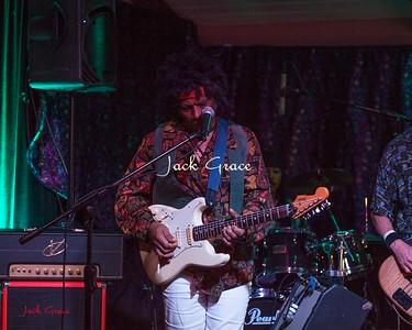 Jimi Hendrix 72nd Birthday Bash
